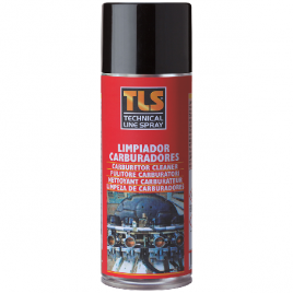LIMPIA CARBURADORES 400 ml.